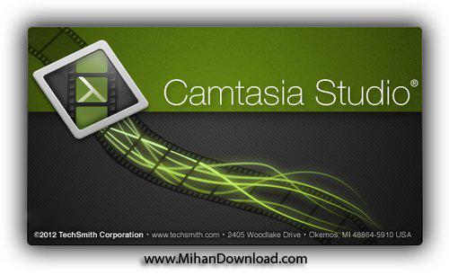 Camtasia Studio icon دانلود TechSmith Camtasia Studio v9.1.1 نرم افزار پیشرفته فیلمبرداری از ویندوز