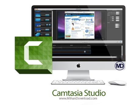 Camtasia Studio icon5 دانلود Camtasia Studio نرم افزار فیلمبرداری از صفحه نمایش برای مک