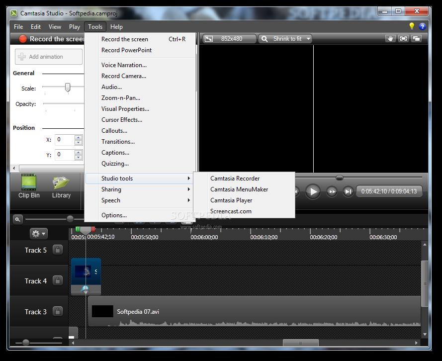 Camtasia Studio 10 دانلود TechSmith Camtasia Studio 8 2 0 Build 1416 نرم افزار ساخت فیلم های آموزشی