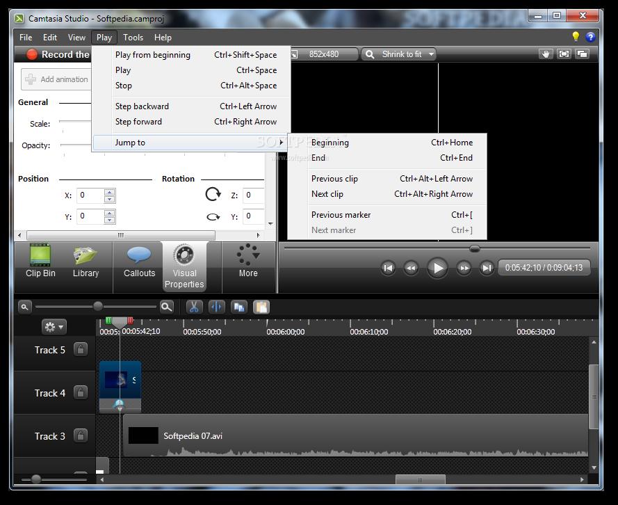 Camtasia Studio 9 دانلود TechSmith Camtasia Studio 8 2 0 Build 1416 نرم افزار ساخت فیلم های آموزشی