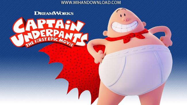 Captain Underpants 2017 icon دانلود انیمیشن Captain Underpants 2017