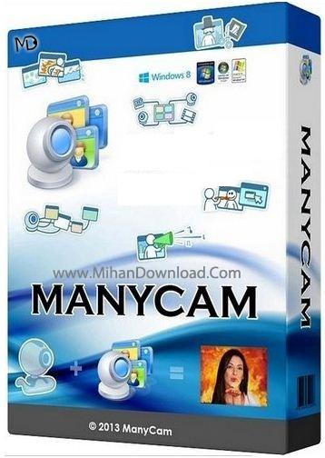 Capture3 دانلود ManyCam Pro 3.1.560 نرم افزار افکت گذاری و ساخت وبکم مجازی