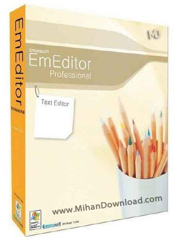 Capture6 دانلود EmEditor Professional 13 0 6 نرم افزار ویرایش حرفه ای فایل های متنی