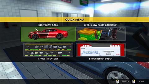 Car Mechanic Simulator 4 بازی شبیه ساز مکانیکی خودرو Car Mechanic Simulator
