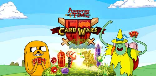 Card Wars Adventure Time دانلود بازی ماجراجویی Card Wars – Adventure Time 1.4.0 اندروید