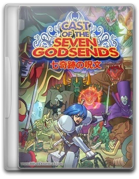 Cast of the Seven Godsends 1 دانلود بازی هفت طلسم Cast of the Seven Godsends Redux