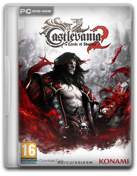 Castlevania Lords of Shadow 2 11 دانلود بازی پادشاه سایه ها Castlevania Lords of Shadow 2