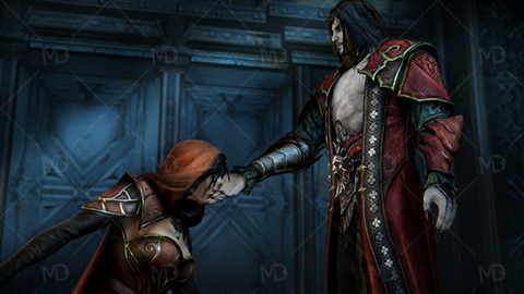 Castlevania Lords of Shadow 2 2 دانلود بازی پادشاه سایه ها Castlevania Lords of Shadow 2