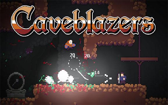 Caveblazers 1 دانلود Caveblazers بازی کاویبلازیرز برای کامپیوتر
