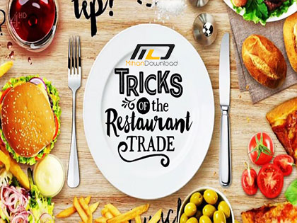 Ch4.Tricks.Of .The .Restaurant دانلود مستند Channel 4Tricks of the Restaurant Trade 2016
