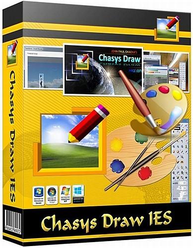 Chasys دانلود Portable Chasys Draw IES 4.30.01 نرم افزار ویرایشگر تصویر