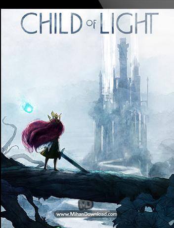 Child of Light دانلود بازی دختر نور Child of Light برای PC