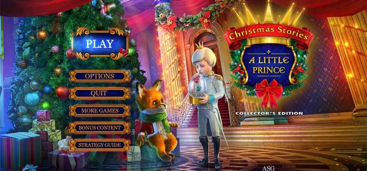 Christmas Stories 1 دانلود بازی سبک هیدن آبجکت برای کامپیوتر