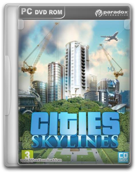 CitiesSkylines دانلود بازی Cities: Skylines