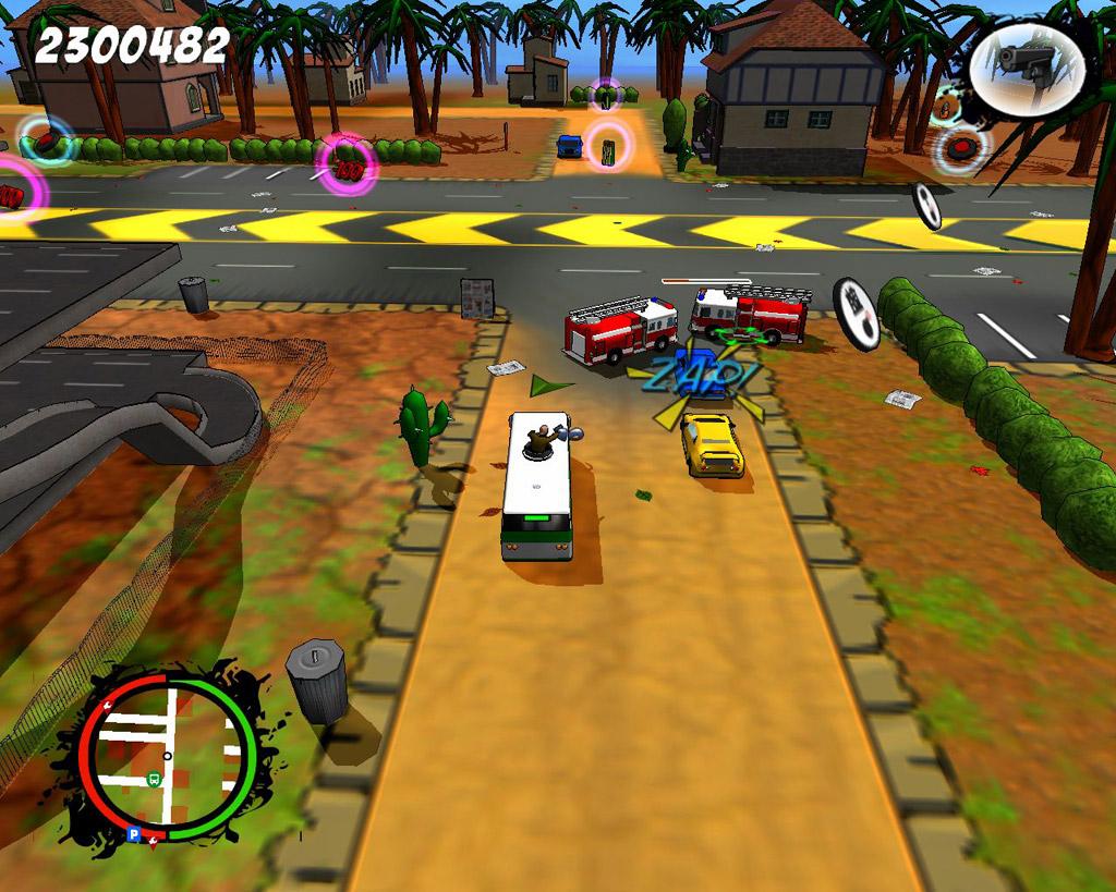 City Bus screen دانلود بازی The City Bus برای کامپیوتر