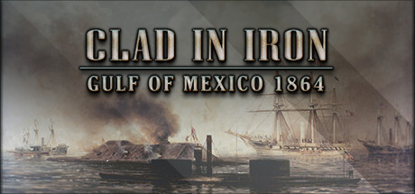 Clad in Iron Gulf of Mexico 1864 1 دانلود بازی Clad in Iron Gulf of Mexico 1864 برای کامپیوتر