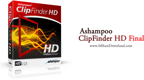 ClipFinder HD نرم افزار دانلود از سایت های پخش آنلاین  Ashampoo ClipFinder HD 2 3 5