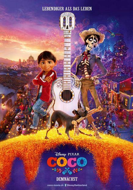 Coco 2017 2 دانلود انیمیشن Coco 2017