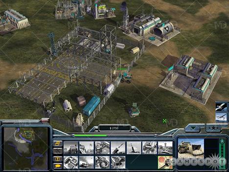 Command Conquer Generals zerohour 1 دانلود بازی قدیمی ژنرال Command And Conquer Generals Zero Hour