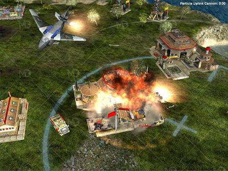 Command Conquer Generals zerohour 2 دانلود بازی قدیمی ژنرال Command And Conquer Generals Zero Hour