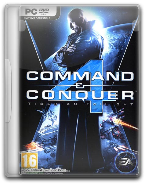 Command and Conquer 4 Tiberian Twiligh 1 دانلود بازی Command and Conquer 4 Tiberian Twilight