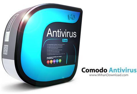 Comodo Antivirus دانلود نرم افزار آنتی ویروس Comodo Antivirus 8.4.0.5068
