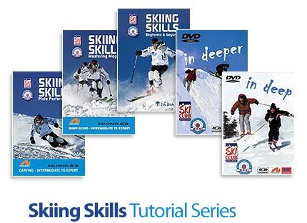 Complete Skiing Skills فیلم آموزش اسکی روی برف
