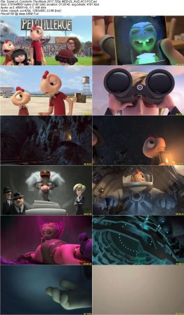 Condorito The Movie 2 دانلود انیمیشن Condorito: The Movie 2017