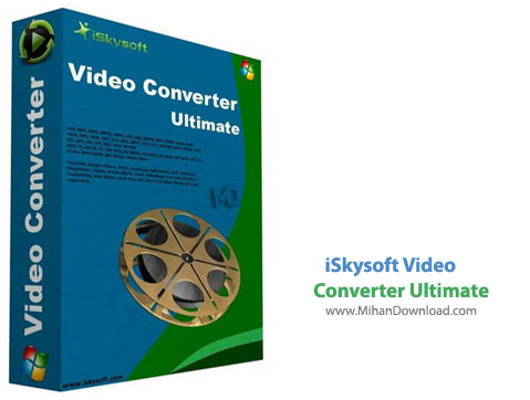 Converter Ultimate2 نرم افزار مبدل ویدیو iSkysoft Video Converter Ultimate 5 1 0 0