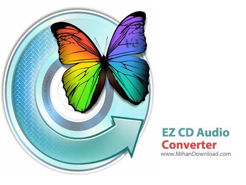 Converter4 نرم افزار تبدیل فایل صوتی EZ CD Audio Converter 2 1 1 1