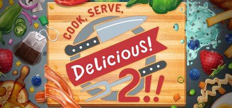 Cook Serve Delicious 2 1 دانلود بازی Cook Serve Delicious 2 برای کامپیوتر