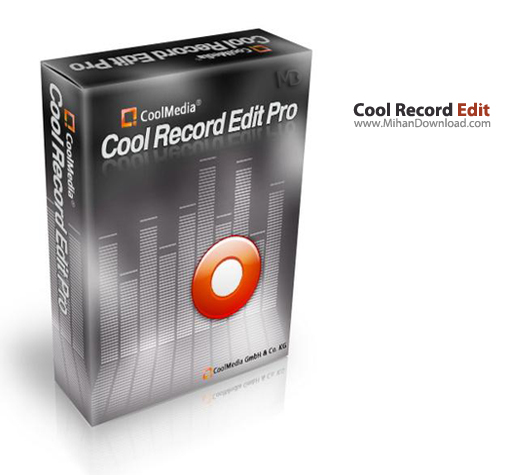 Cool Record Edit Deluxe دانلود Cool Record Edit Deluxe 8 6 1 نرم افزار ضبط صدا