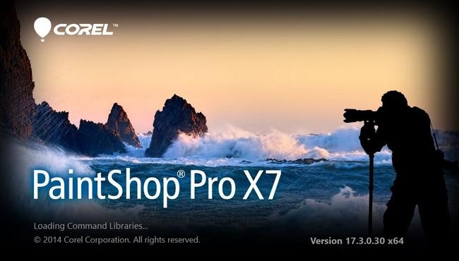 Corel PaintShop Pro X7 17.3 دانلود Corel PaintShop Pro X7 v17.2.0.17 Portable نرم افزار ویرایش تصاویر