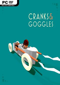 Cranks and Goggles دانلود بازی کم حجم مسابقه ماشین های قدیمی برای کامپیوتر