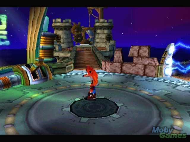 Crash Bandicoot 3 دانلود بازی های PS1 برای کامپیوتر : Crash Bandicoot 3