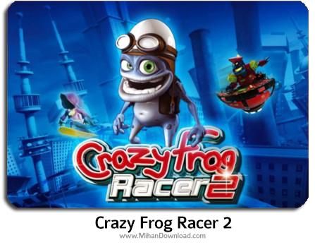 Crazy Frog Racer 2 دانلود بازی Crazy Frog Racer 2 برای کامپیوتر