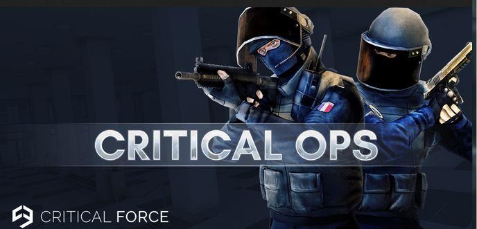 Critical 1 دانلود بازی Critical Ops برای آندروید