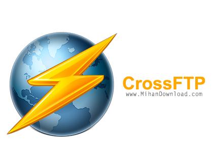 CrossFTP 1 دانلود نرم افزار کلاینت اف تی پی CrossFTP v1.98.6 Enterprise