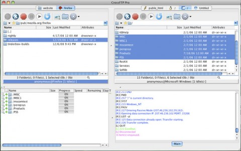CrossFTP1 e1422540991792 دانلود CrossFTP Professional v1.96.6 Portable