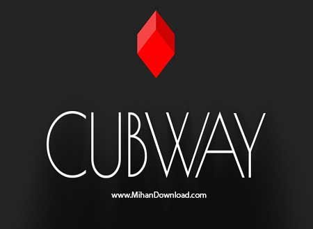 Cubway دانلود Cubway بازی مسیر مکعب برای کامپیوتر