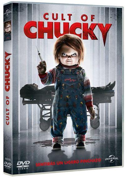 Cult of Chucky 2017 1 دانلود دوبله فارسی فیلم Cult of Chucky 2017