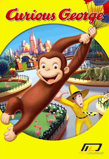 Curious George2 دانلود انیمیشن جرج کنجکاو Curious George 2006