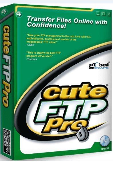 CuteFTP دانلود CuteFTP Pro 9.0.5 نرم افزار کیوت اف تی پی