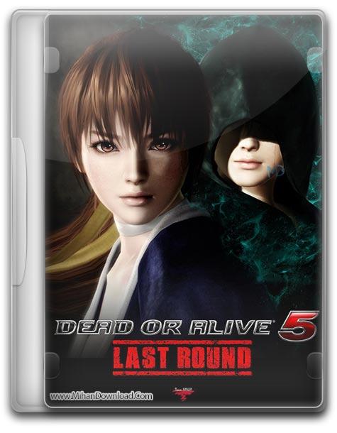 DEAD OR ALIVE 5 Last Round 1 دانلود بازی DEAD OR ALIVE 5 Last Round