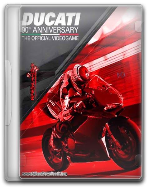 DUCATI 90th Anniversary 1 دانلود بازی مسابقات موتور سواری DUCATI 90th Anniversary