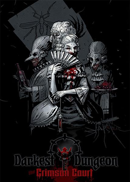 Darkest.Dungeon.The .Crimson.Cou 1 دانلود بازی استراتژیک  Darkest Dungeon The Crimson Court برای کامپیوتر