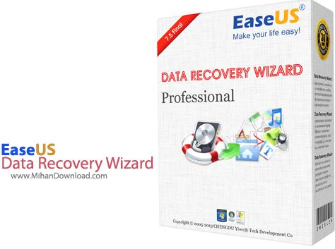 Data Recovery Wizard دانلود نرم افزار بازیابی اطلاعات EaseUS Data Recovery Wizard Professional 9.8.0