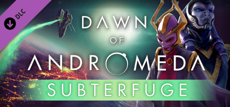 Dawn of Andromeda Subterfuge 1 دانلود بازی Dawn of Andromeda: Subterfuge برای کامپیوتر