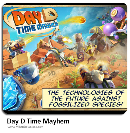 Day D Time Mayhem دانلود بازی Day D Time Mayhem برای کامپیوتر