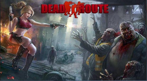 Dead Route دانلود بازی جاده مرگ Dead Route 2.0.2 اندروید + دیتا